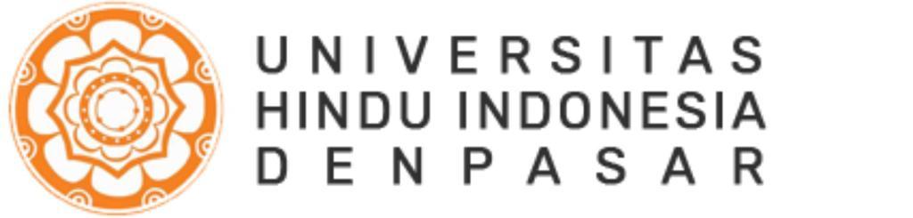 Logo Universitas Hindu Indonesia Denpasar